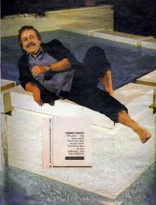 Colin Hilborne. Producer of the 'Turnaround' EP. 1986