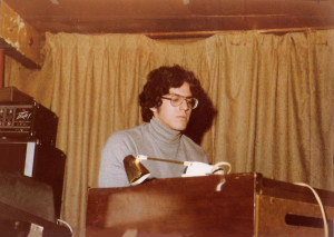 Dave Maltbie - 1978 Wurlitzer Organ, Moog Synthesiser & Fender Rhodes