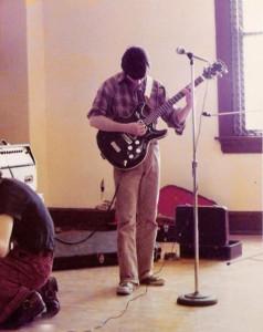 John McGovern - All Saints School, Esser Ave, Riverside 1976