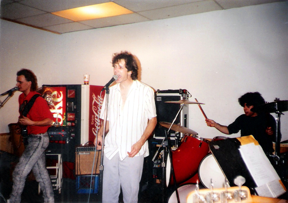 Parousia Uncle Rehearsal Studios Dec. 1989