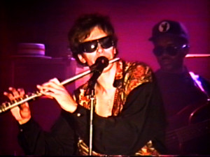 Patt Connolly & Kenny Grey - 'Virtual Reality' show at the FM Station, N. Hollywood, CA.  March 3, 1991