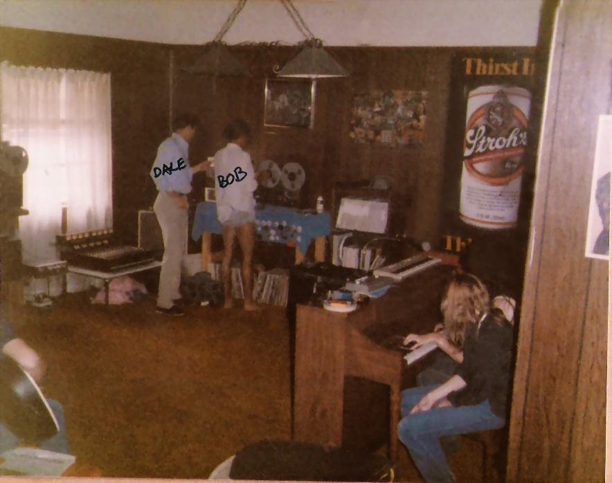 (11) Gregg's audio studio