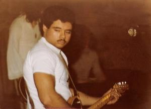 Barry Cannizzaro - Guitar & Vocals - McVan's Nov. 22, 1978