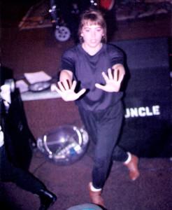Claudine Regian - Uncle rehearsal studios  Jan. 26, 1991