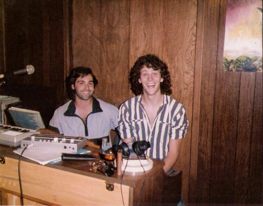 (12) Gregg Filippone & Mike Holcomb 09.1984
