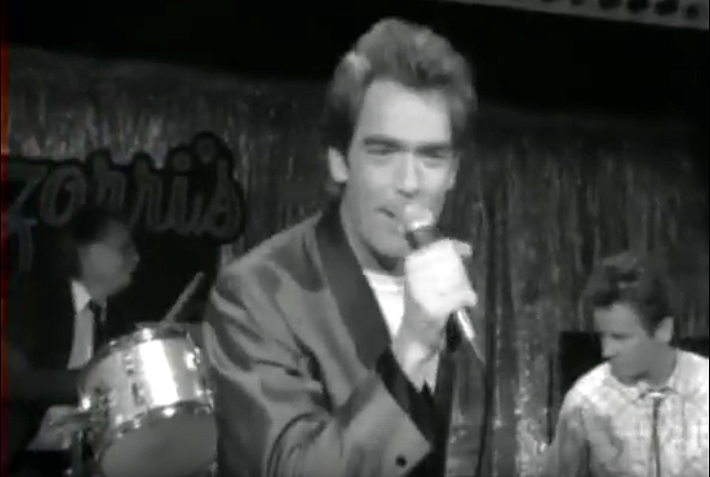 "Huey Lewis ""the Heart of Rock N' Roll Still Beating"" filmed at Gazzarri's"