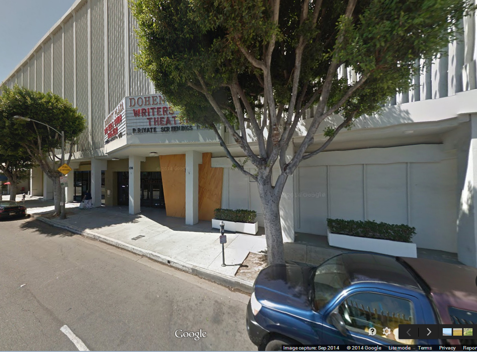 Screenwriters Guild - 135 S. Doheny Dr. Beverly Hills, CA