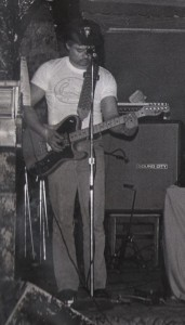 Barry Cannizzaro at McVan's -  June 1979
