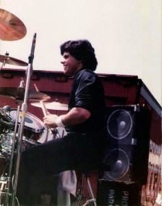 Gerry North Cannizzaro at The Hertel Happening - August 1, 1981