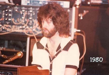 Jim Sommers Loft engineer-Cock Robin keyboardist