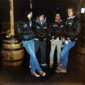 Garth, Gerry, Barry, Eric