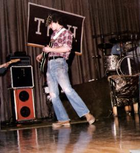 John McGovern - Hutch Tech - May 1978