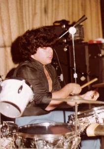Gerry Cannizzaro with Parousia - Cowbell & Bongos, etc. McVan's Nov. 22, 1978