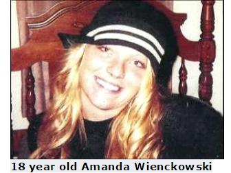 18 year old Amanda Wienckowski