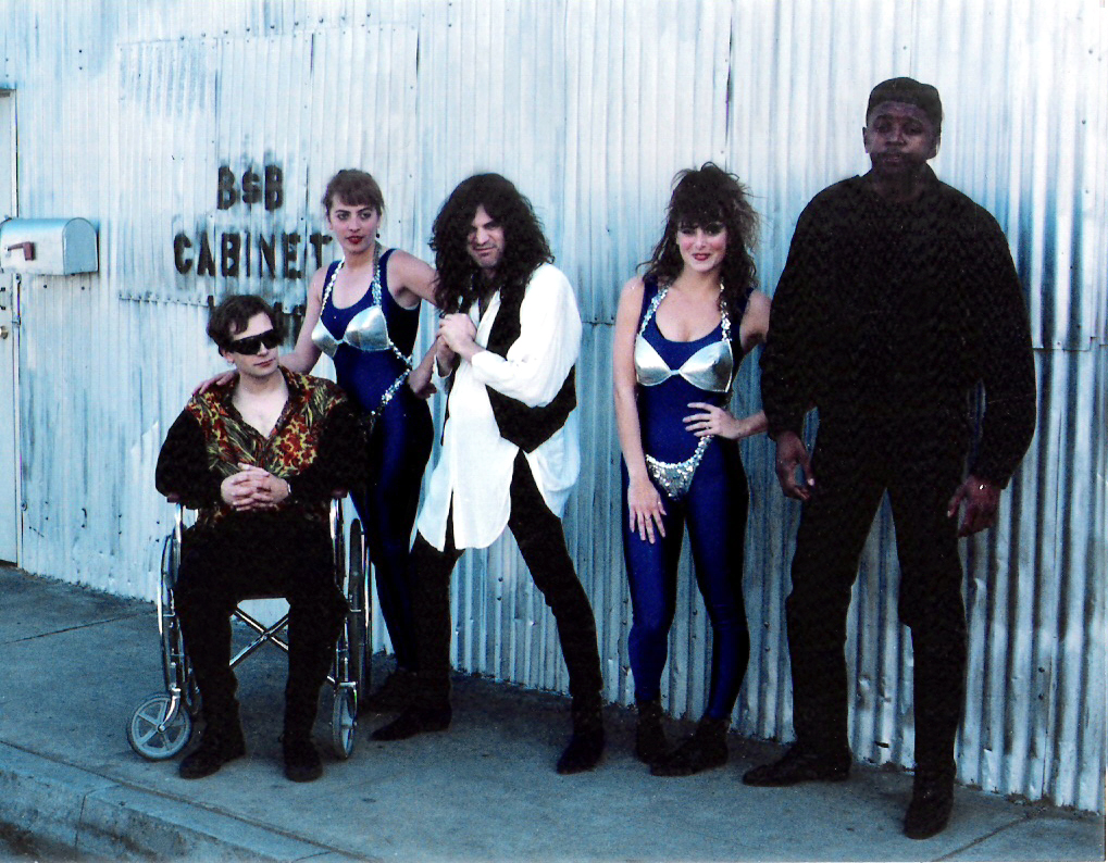 Patt Connolly, Claudine Regian, Iain Hersey, Karen Springer and Kenny Gray