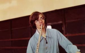 Patt Connolly - Flute All Saints School - Esser Ave.  Jan 1976