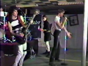 Parousia clip from the 'KEEP RUNNING' video - 1984