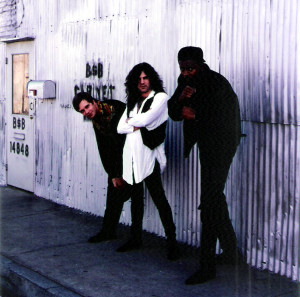 Patt Connolly (Flute and vocals), Iain Hersey (guitar and vocals) and Kenny Gray (bass guitar)
