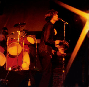 Patt Connolly at Buff State Social Hall Sept. 11th 1981