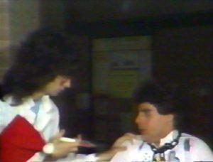 """This will make you feel better, Bwahahahaha!"" - Dallas TX, Sept 1984"