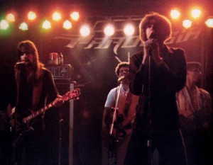 Parousia at the Wooden Nickel, Olean NY - Dec. 27th 1981