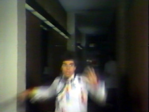 At a cross-roads... Which path do I take? (Keep Running Video taping) Dallas TX, Sept 1984