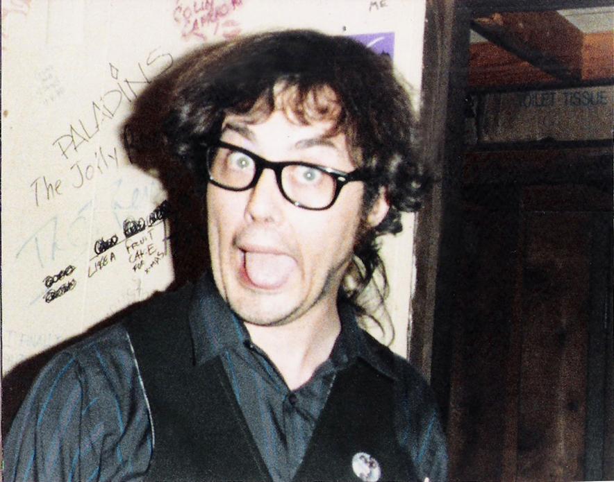Chuck Harter - sound engineer