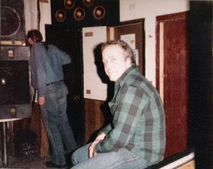 Colin Hilbourne- Hangin' out at Broadway Joe's - 02.14.1986