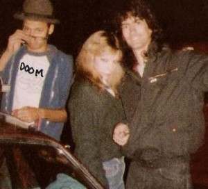 Headin' for Dallas TX - Car courtesy of NIkki - Sept. 15, 1984