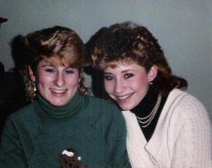 Terry & Friend Dec.1984