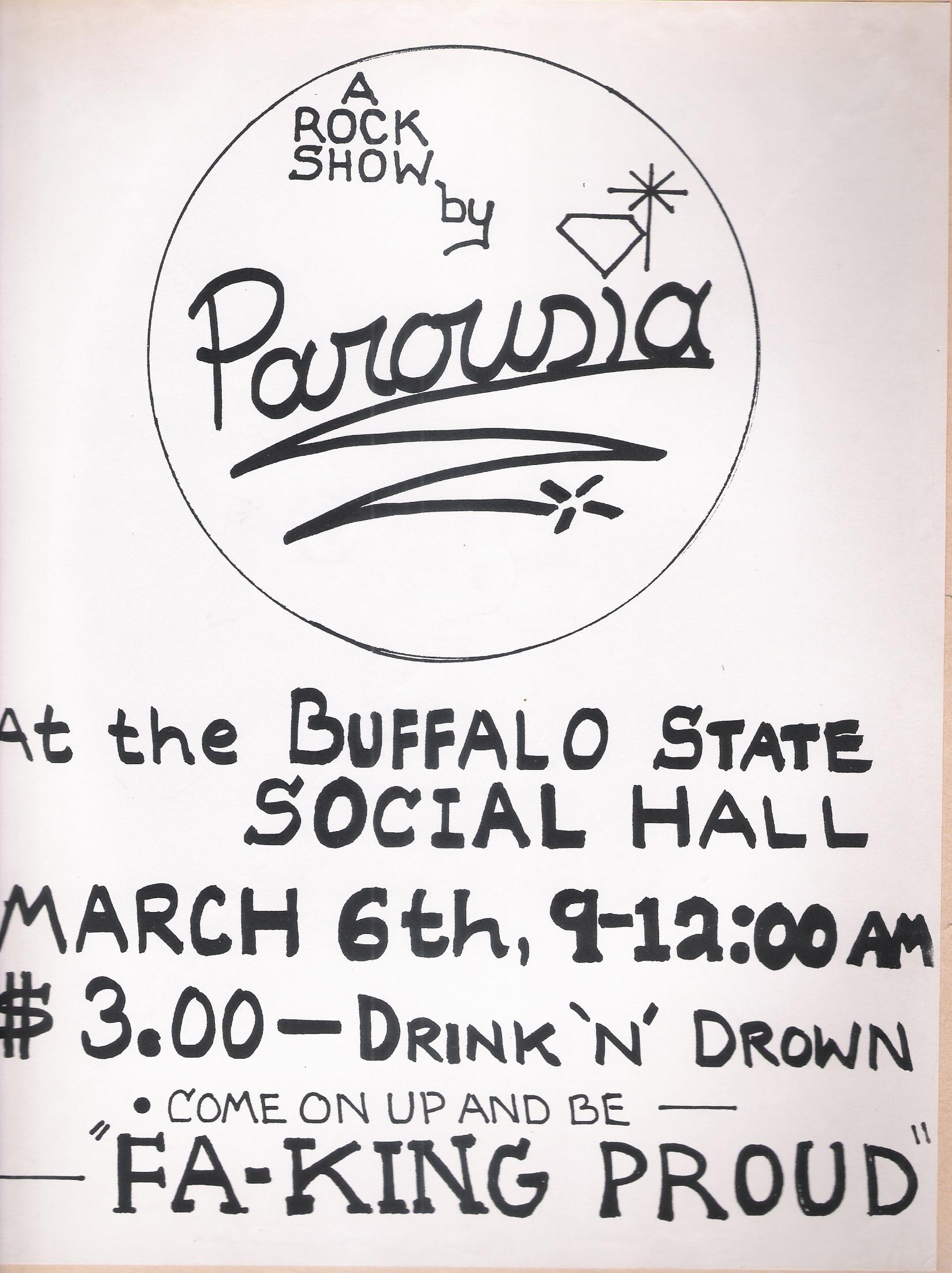 Buffalo State College 03.06.81
