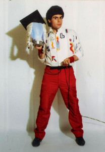 Keep Running Promo pics _Gerry Cannizzaro_1984
