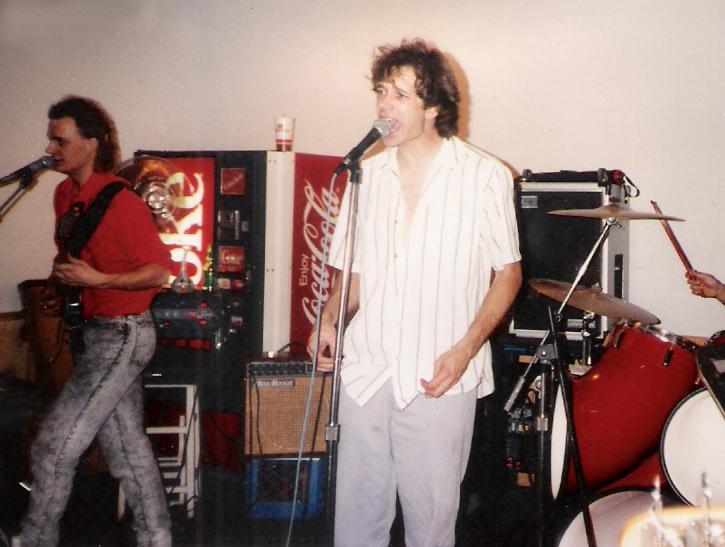 1990's Mullet Hair