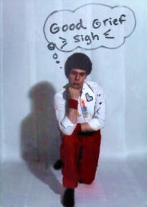 Zoolander? or Keep Running Promo pics - 1984