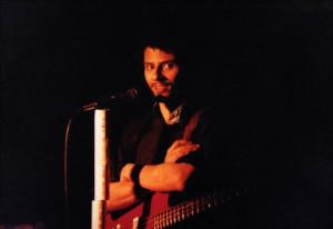 Robert Stuart Lowden - Bass, Guitar, Vocals