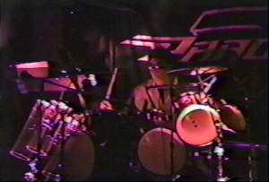 Gerry Cannizzaro at Plant-6; the Art & Science show - Sept. 07, 1985