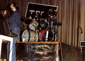 Gerry at Hutch Tech High School - May 19th, 1978