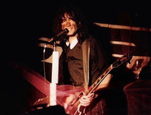 Garth Huels - Guitar, Vocals