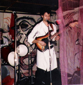"Robert Lowden: ""Love, Lust & Wreckage"" show - at Broadway Joe's  02.14.86"