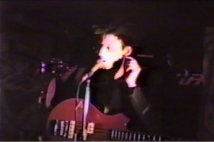 Robert Lowden at the Chamber ' Exclusive Momentum' concert  04.26.1986