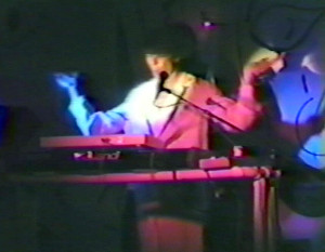 Art & Science show at the Plant 6, Kenmore - Sept. 1985