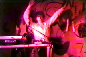 att Connolly: Art & Science show at the Plant 6, Kenmore - Sept. 1985