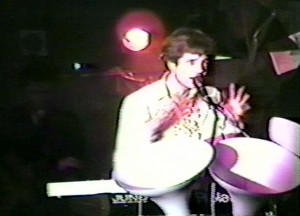 Time & Space show at the Plant 6, Kenmore - Nov. 1985