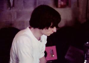 John McGovern 105 Baxter - Summer rehearsal 1976