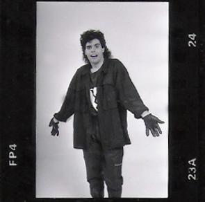 Parousia Photo session, Los Angeles, CA 1988