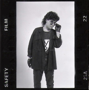 Parousia Photo session Los Angeles, CA 1988
