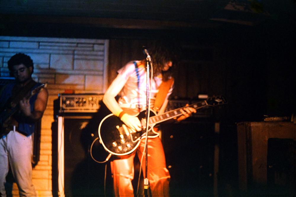 Barry Cannizzaro, Garth Huels.  Parousia – Plant 6, Niagara Street, 1980