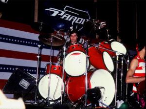 Gerry at Riverside Park July 1981