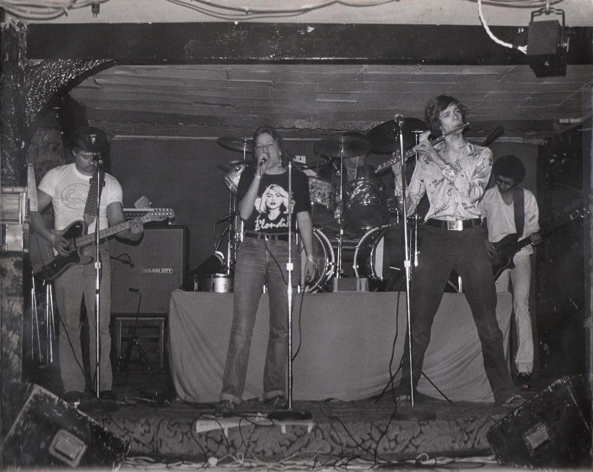 Parousia Rocks McVans 1979