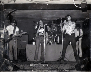 Parousia at McVans - Friday, June 1st, 1979